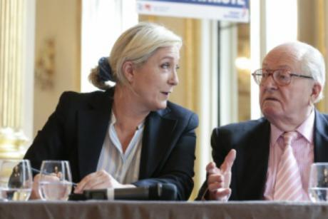 Europa Le Pen betrug