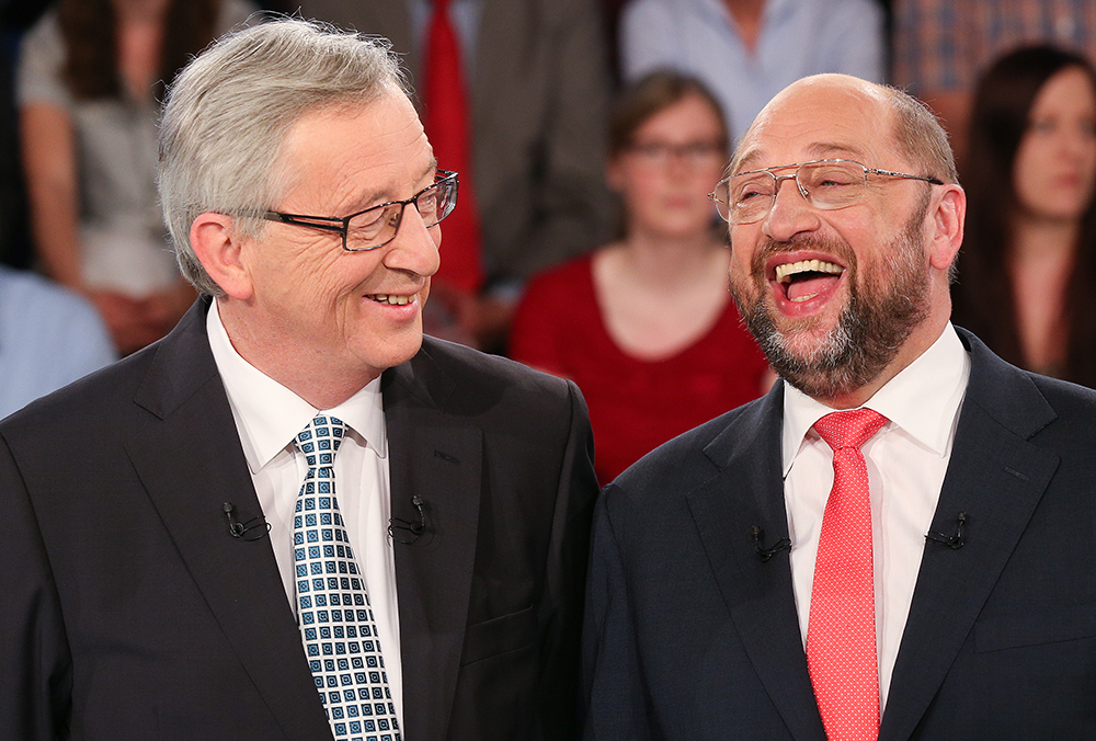 SPD, Martin Schulz, EU-Parlamentspräsident