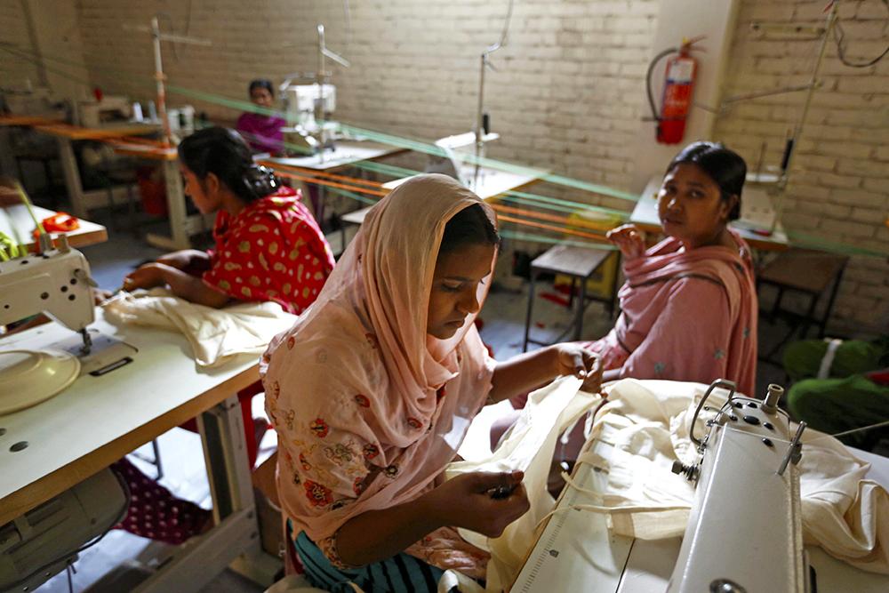 TextilBündnis gegen Ausbeutung Modekonzerne lassen