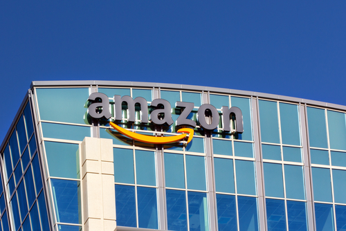 Immeuble d'Amazon en Californie - Copyright: Ken Wolter/shutterstock
