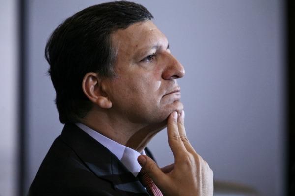 José Manuel Barroso laissera sa place à Jean-Claude Juncker en novembre 2014 (Credit: [Valentina Petrov]/Shutterstock)