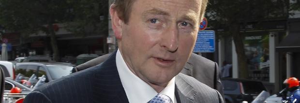 Irish Taoiseach, Edna Kenny Foto: dpa