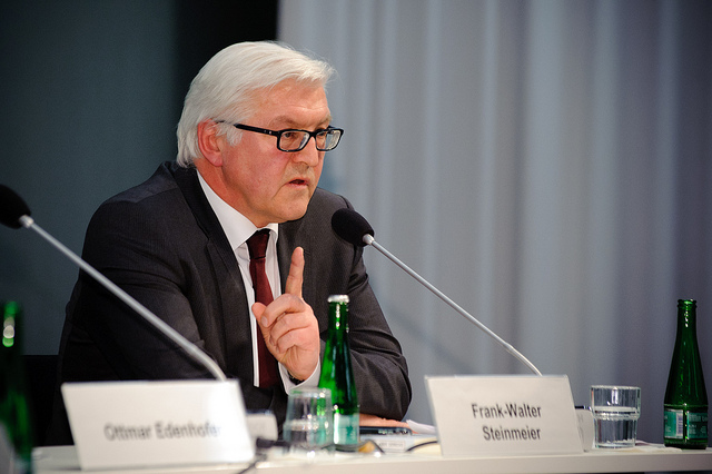 Bundesaußenminister Frank-Walter Steinmeier, Türkei, Todesstrafe, EU-Beitritt