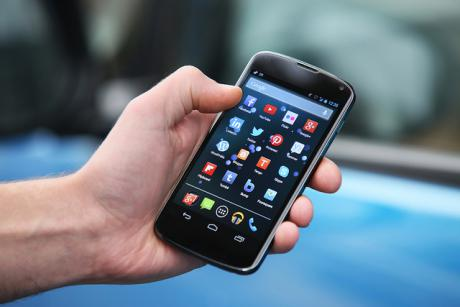 EU Europa Nachrichten Smartphone