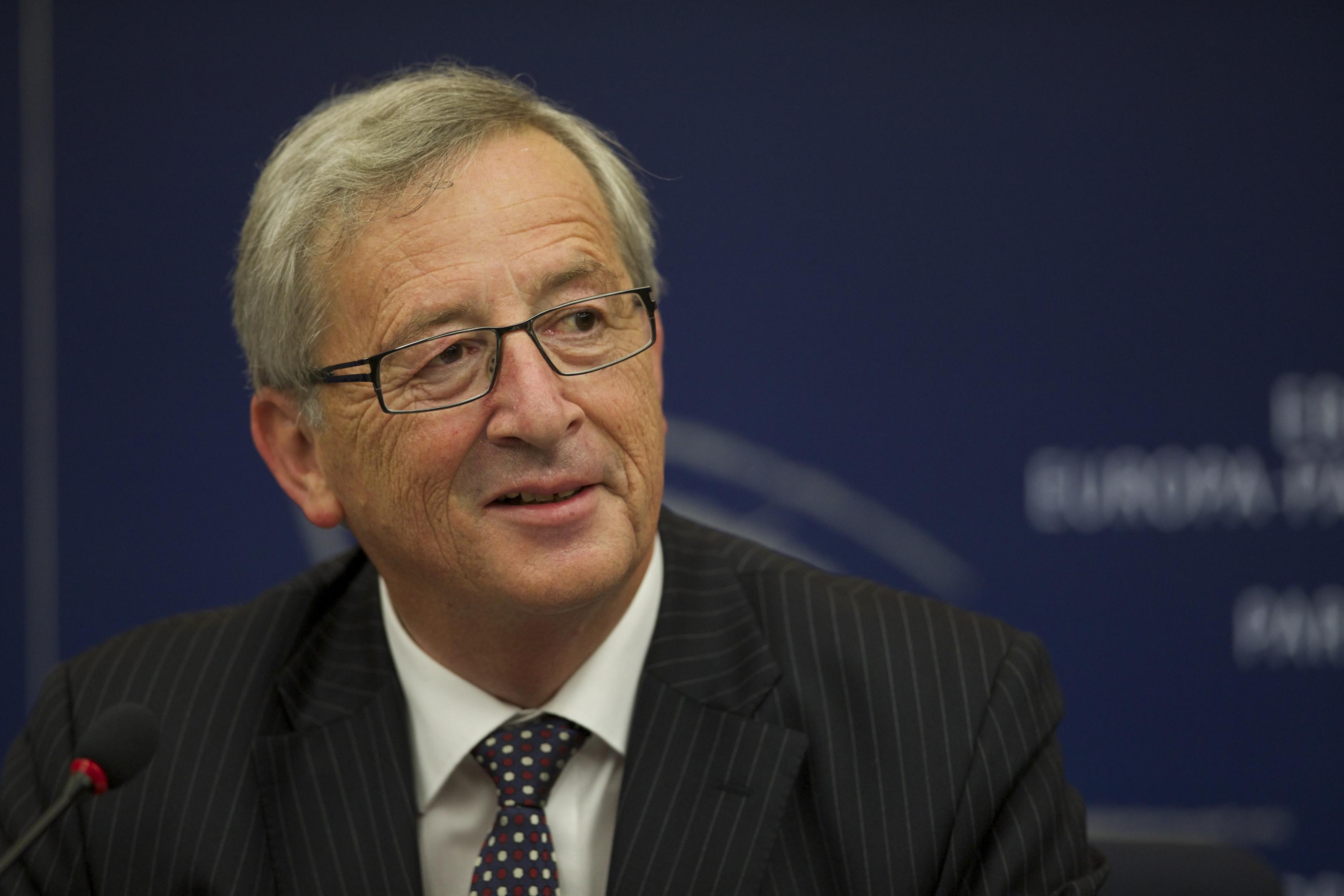 EU Europa Nachrichten Juncker