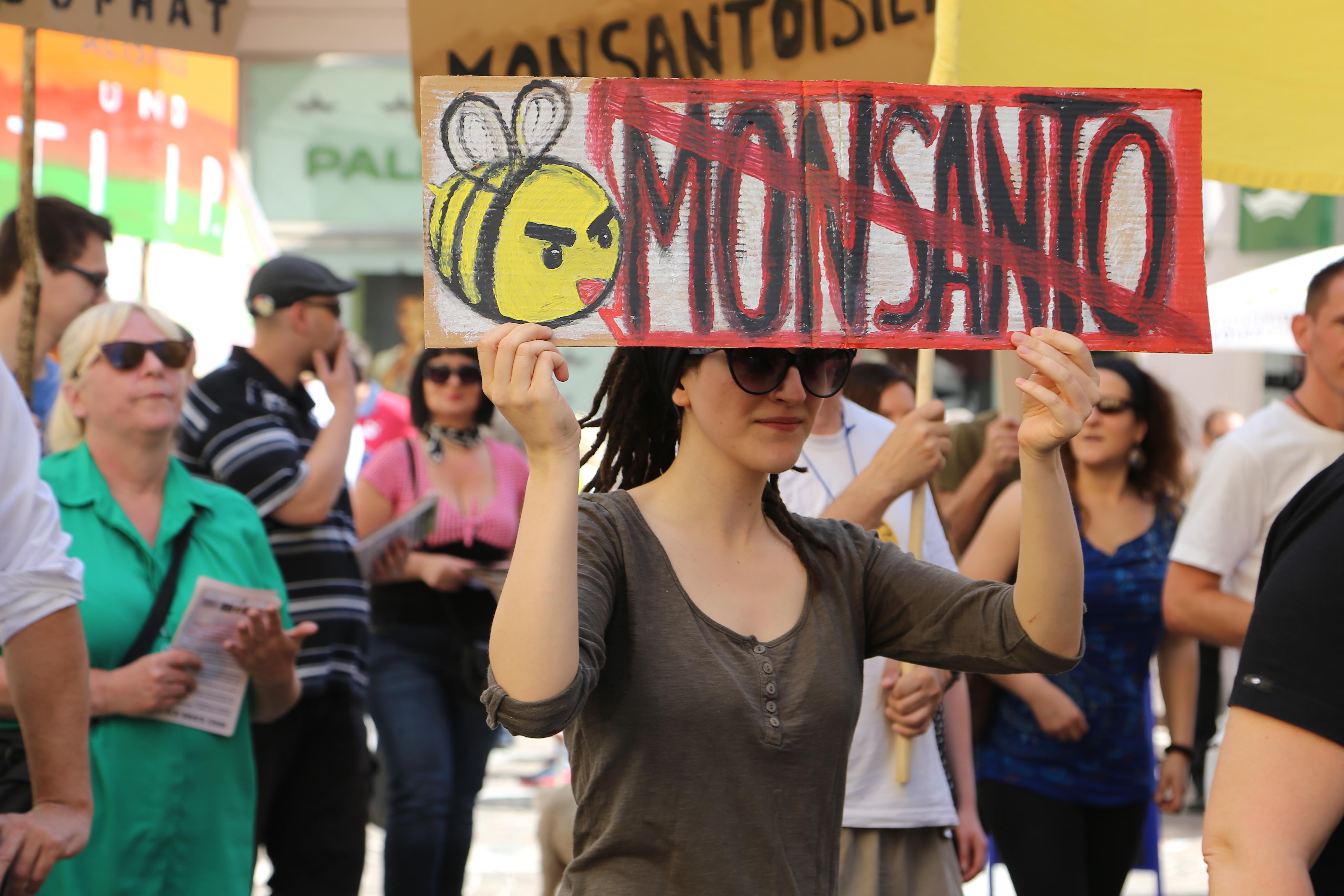 Bayer macht bei Monsanto-Übernahme 'gute Fortschritte'