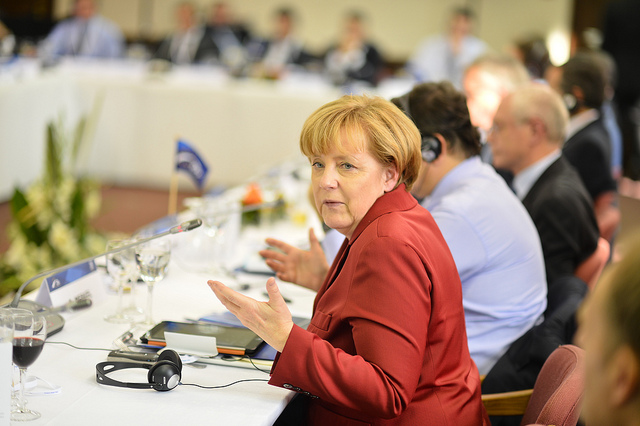 CDU, Merkel, Flüchtlingspolitik, Doppelpass, Flüchtlinge, Vollverschleierung