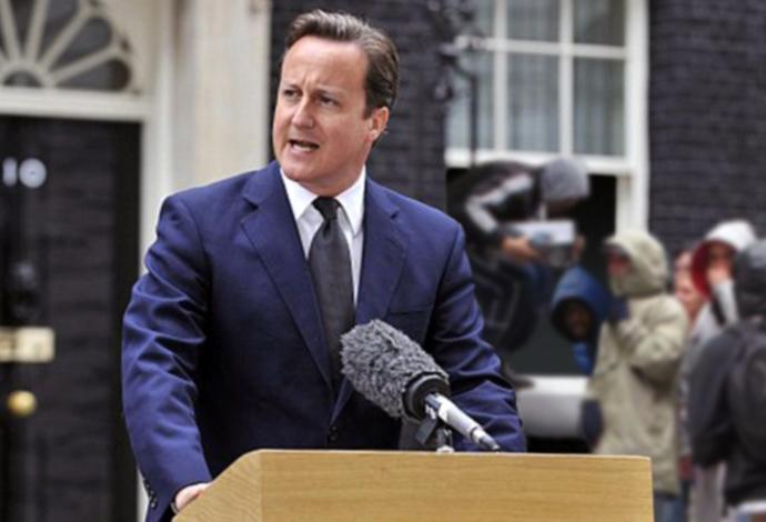 Der Premierminister von Großbritannien, David Cameron, stellt harte Forderungen an die EU.