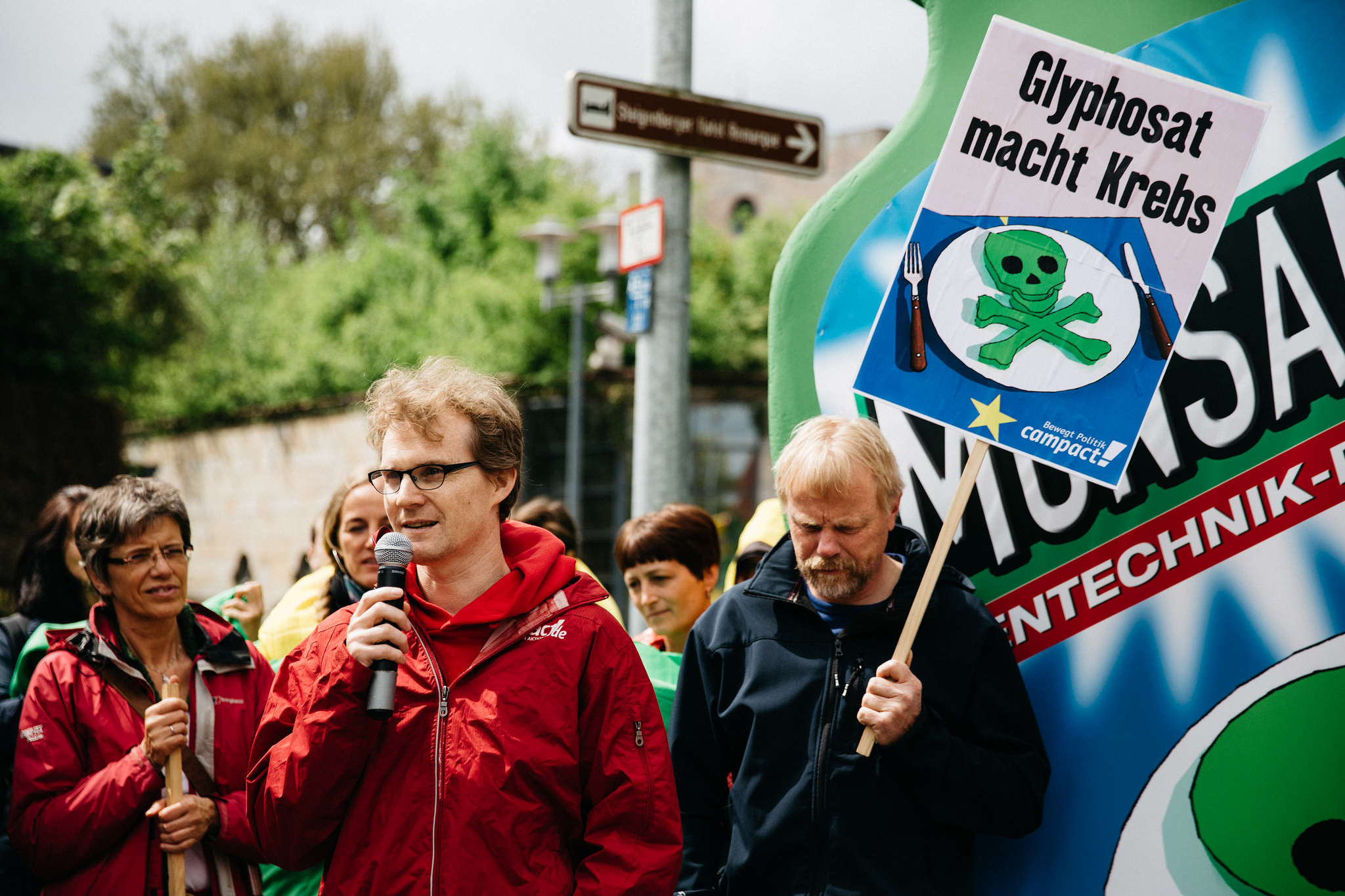 EU Europa Nachrichten Glyphosat
