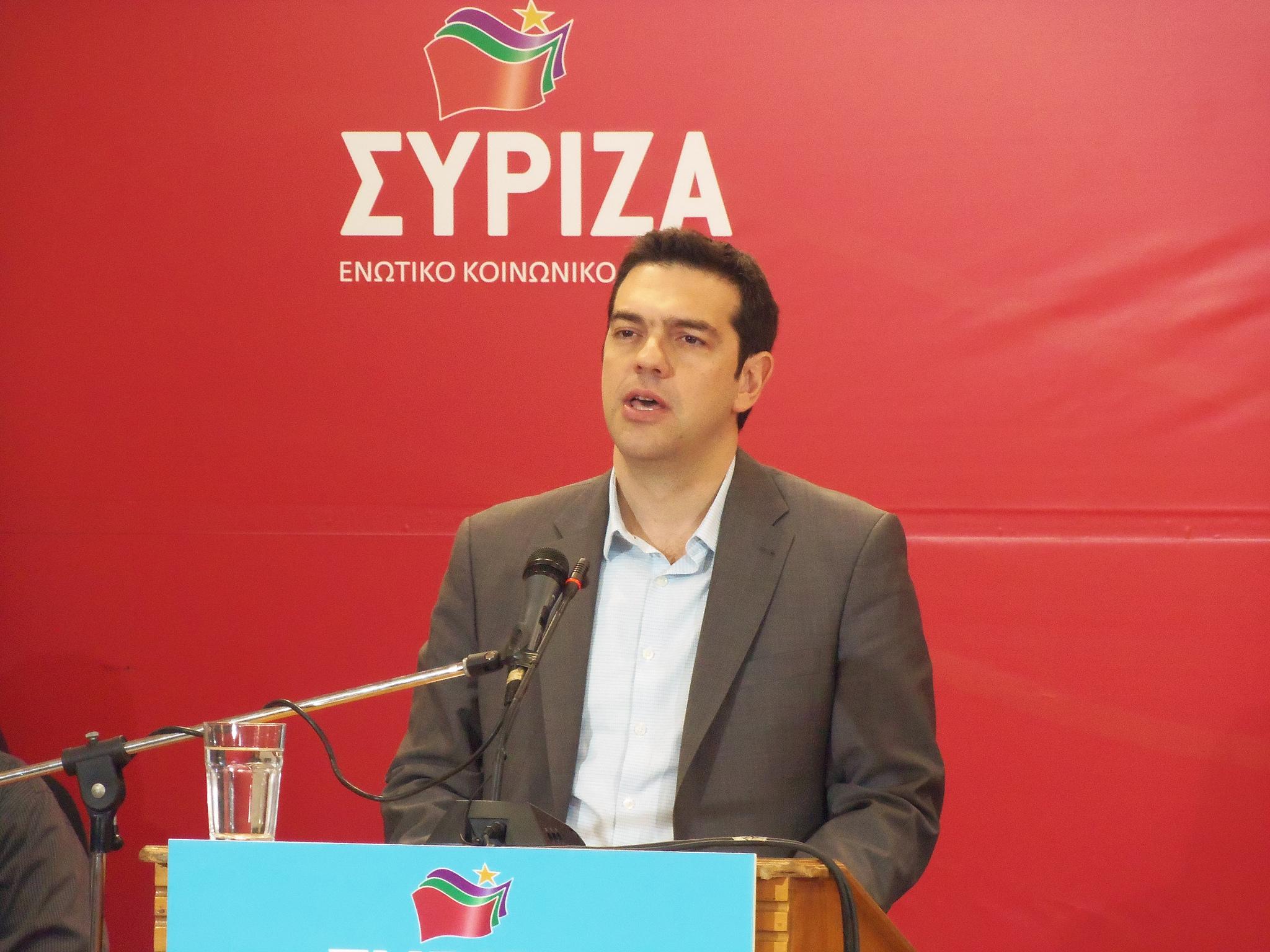 Das geplante Sozialpaket der Regierung in Athen unter Alexis Tsipras leigt vorerst auf Eis.