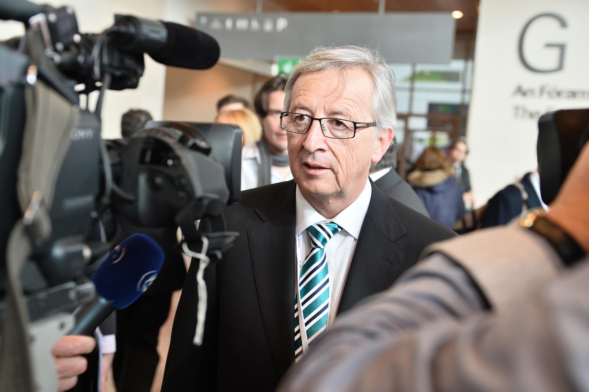 Die Steuervermeidung von Großkonzernen soll nach dem Willen von Jean-Claude Juncker bald ein  Ende haben.