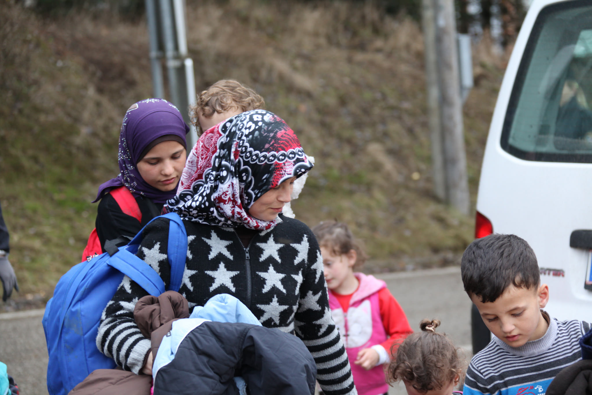 Russland schließt Grenze für Flüchtlinge aus Norwegen.