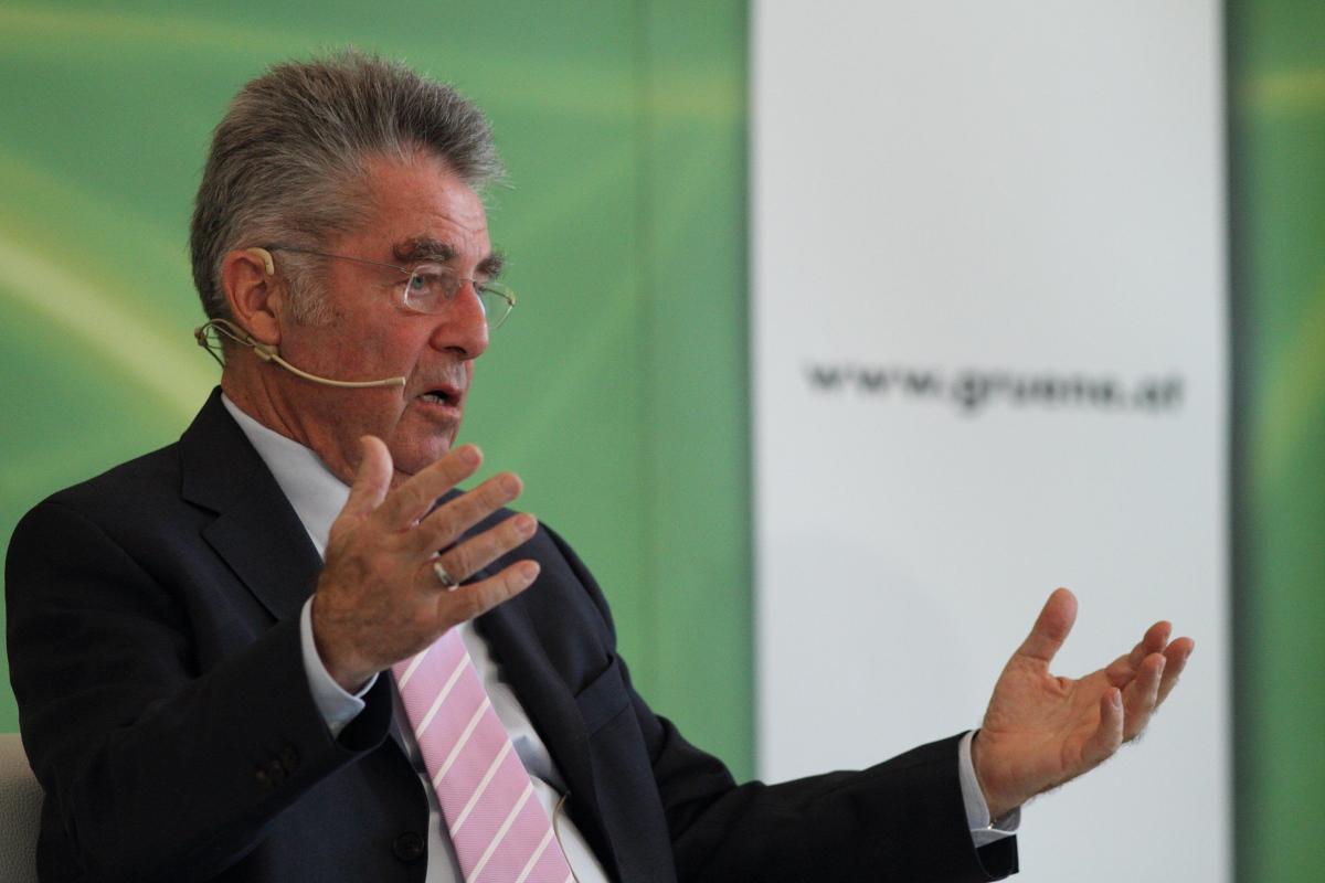 Wer tritt in Österreich die Nachfolge von Heinz Fischer an?