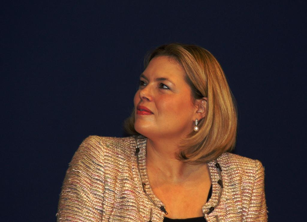 Julia Klöckner sorgt mit ihren Vorschlägen zum Umgang mit Flüchtlingen für Streit in der großen Koalition.