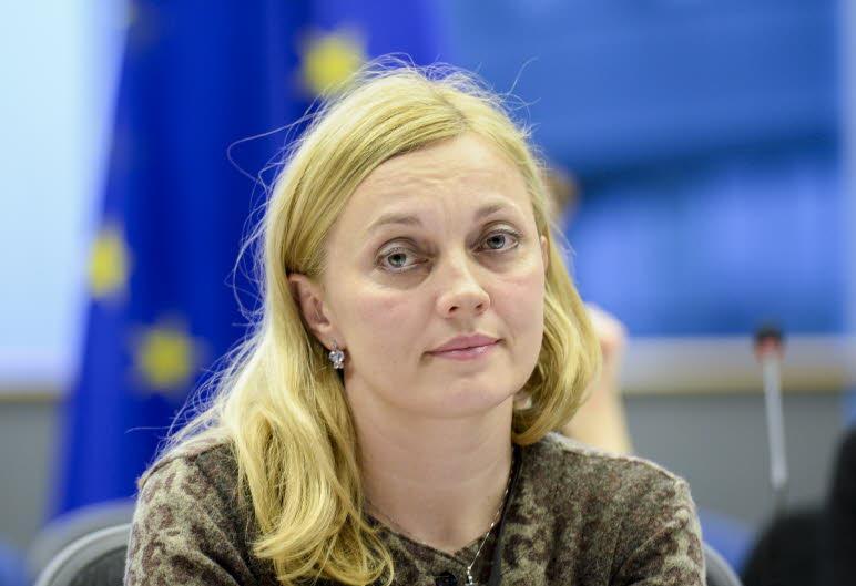 a Croatian MEP from EPP