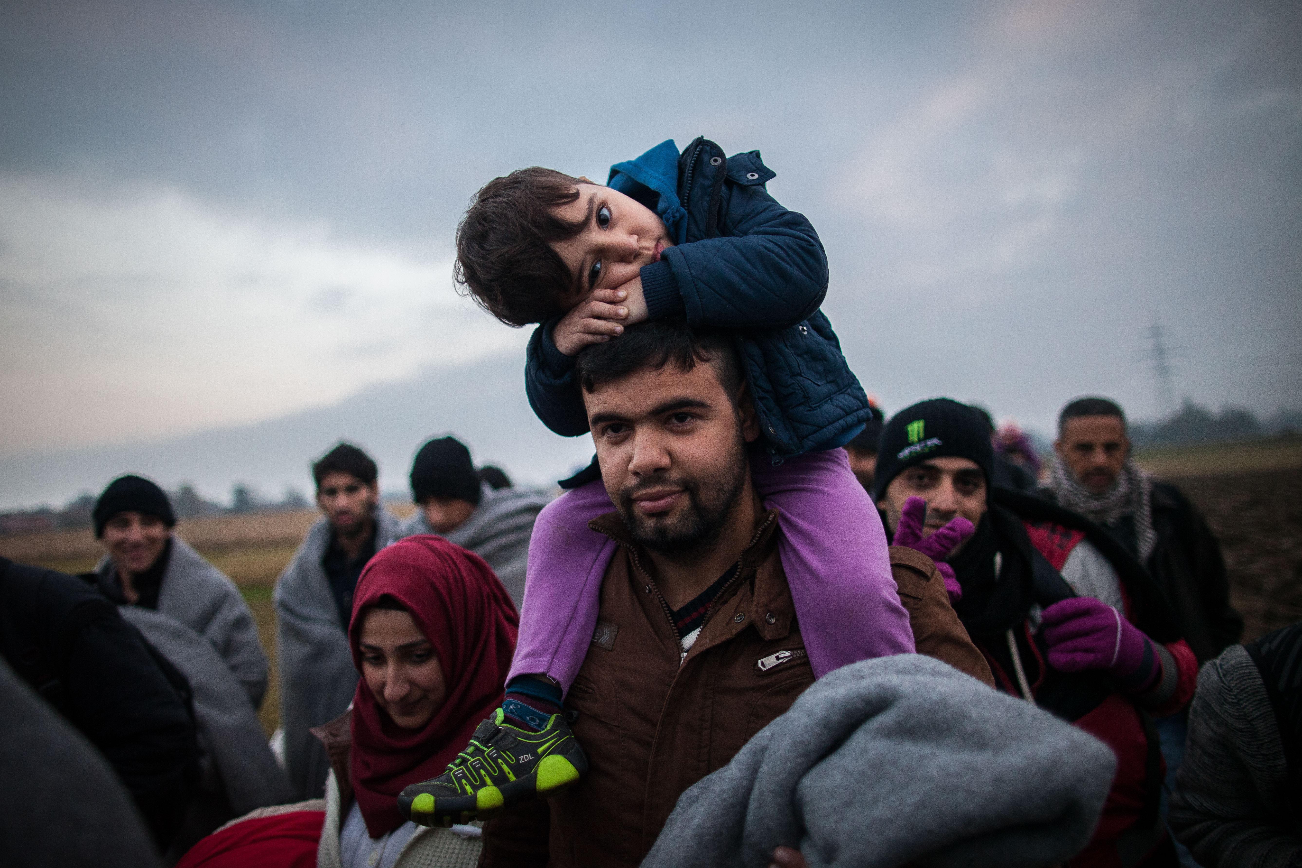 Die Kirche in Österreich appelliert in der Flüchtlingskrise für mehr Mitmenschlichkeit.