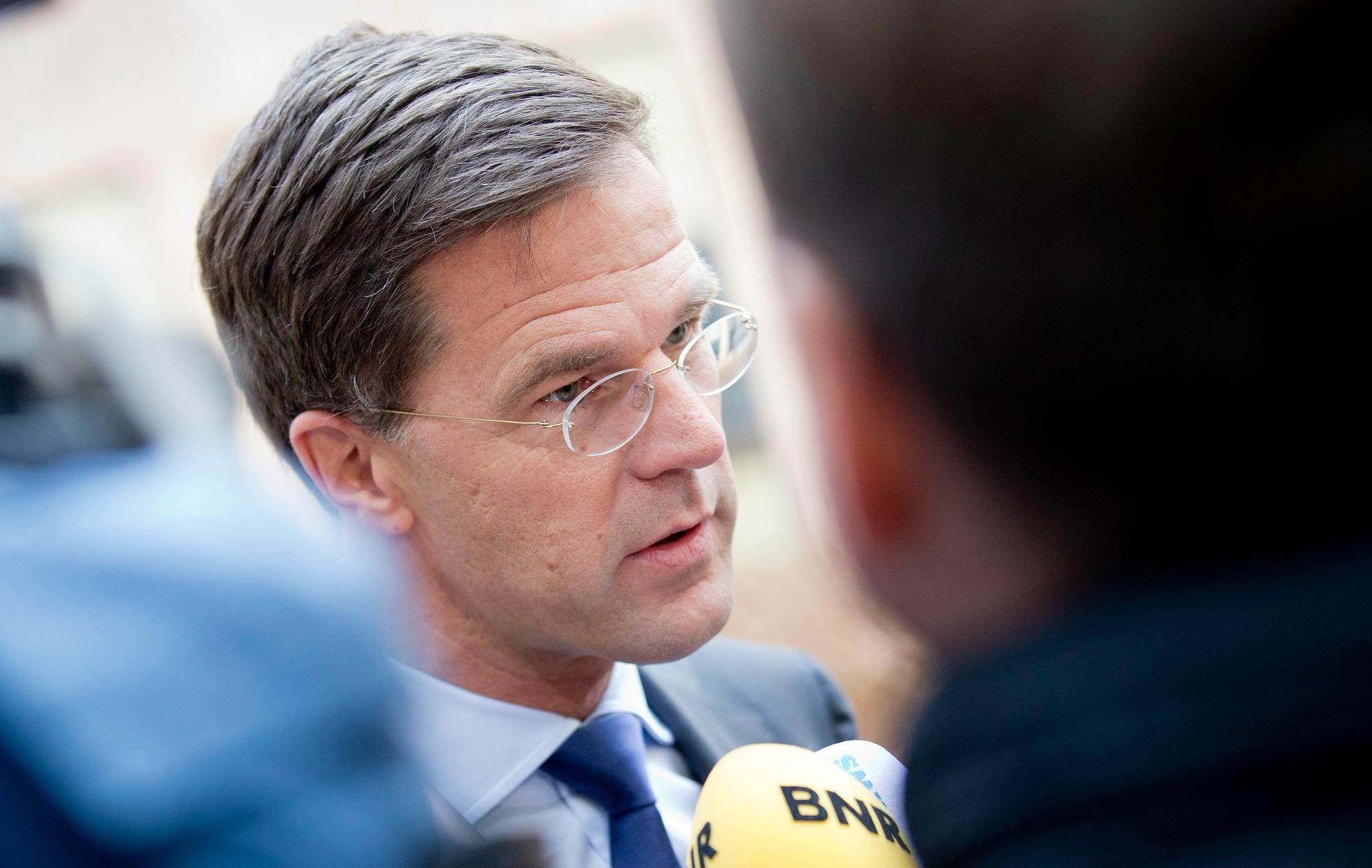Populismus Brexit EU Parlamentswahl Niederlande Mark Rutte