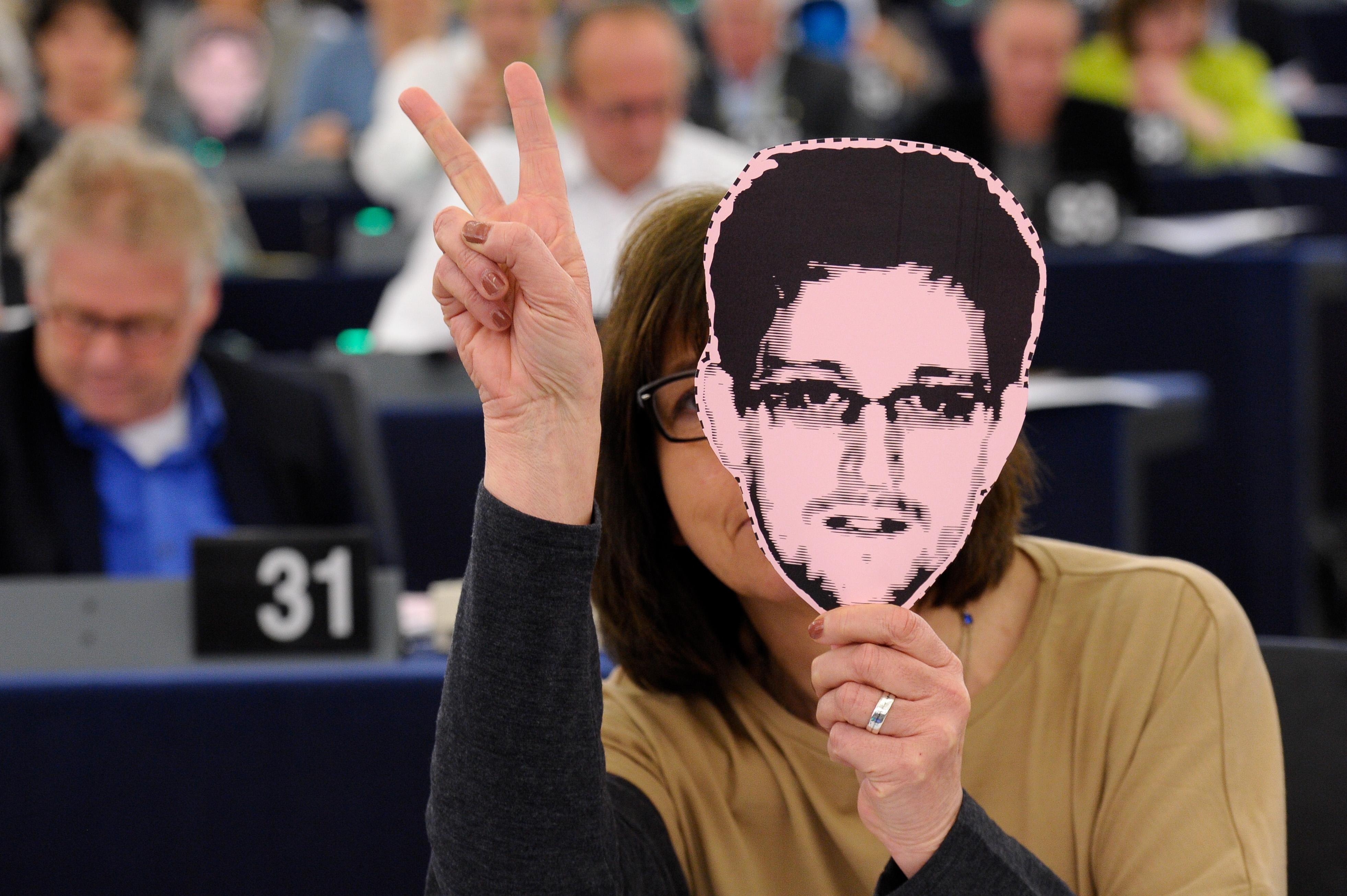 EU Europa Nachrichten Whistleblower
