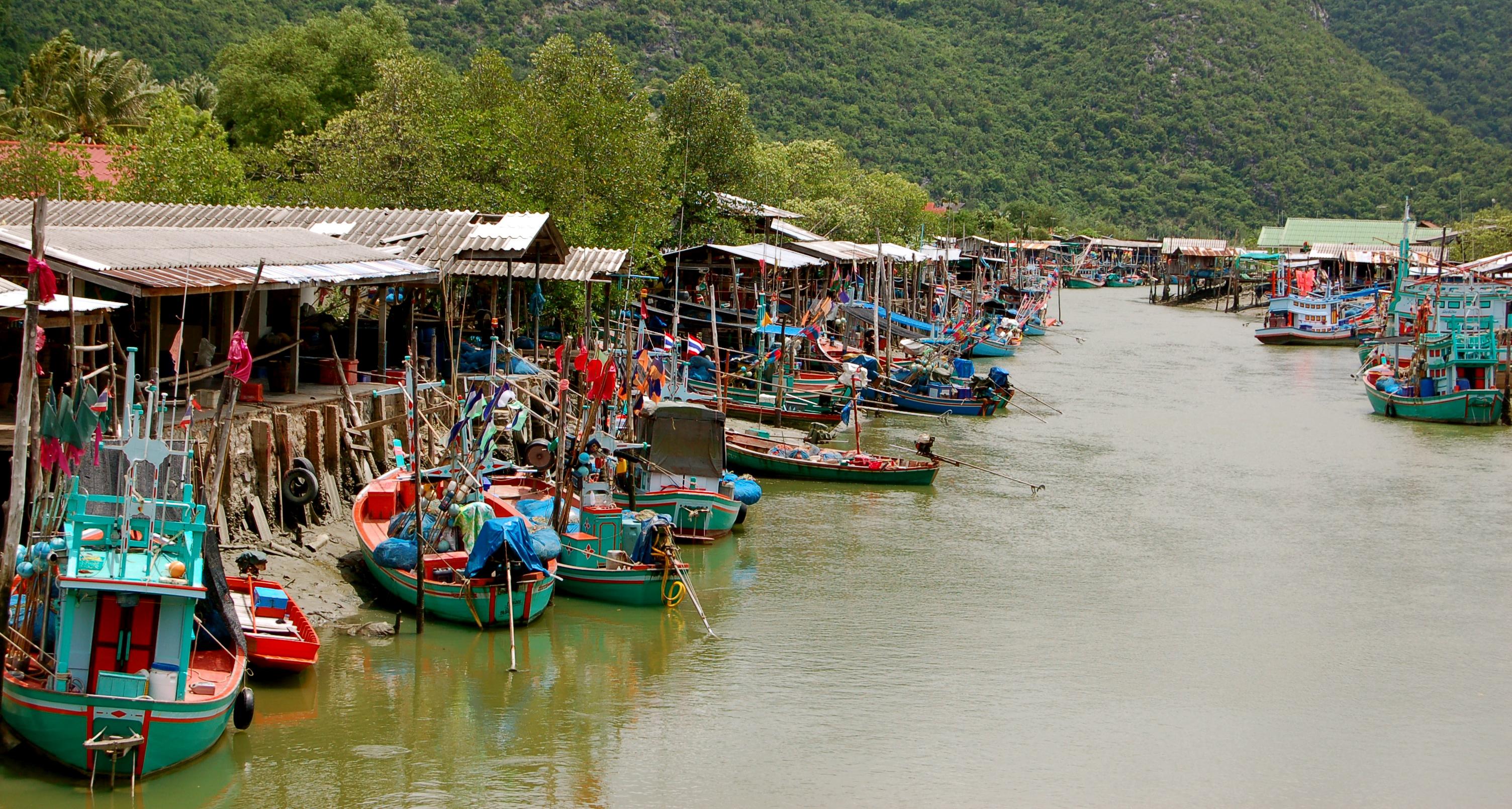 Thailand hat eine Offensive zur Sanierung des Fischereisektors gestartet.