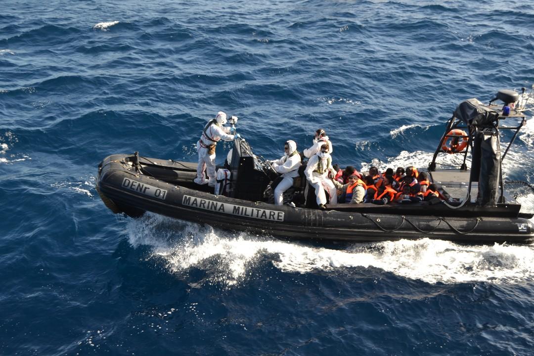 Frontex bald von privaten Sicherheitsfirmen unterstützt?