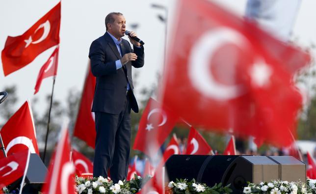 Wahlkampfauftritte Erdogan Türkei AKP Europa Nachrichten