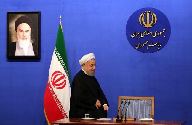 Iran, Hassan Ruhani