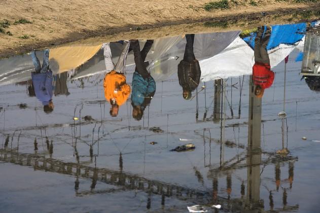 Grenzkontrollen Illegale Migration Flüchtlinge