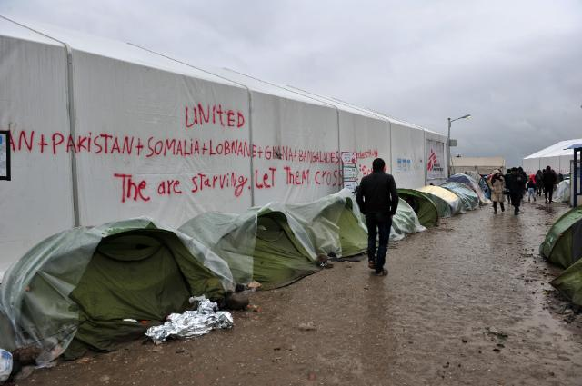 Griechenland wehrt sich gegen Rücknahme von Flüchtlingen