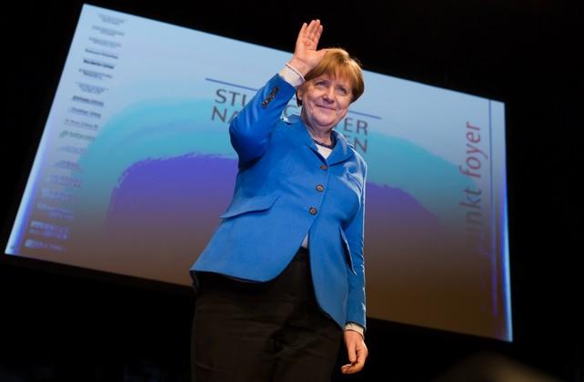 Bundeskanzlerin, Bundestagswahl 2017, Angela Merkel