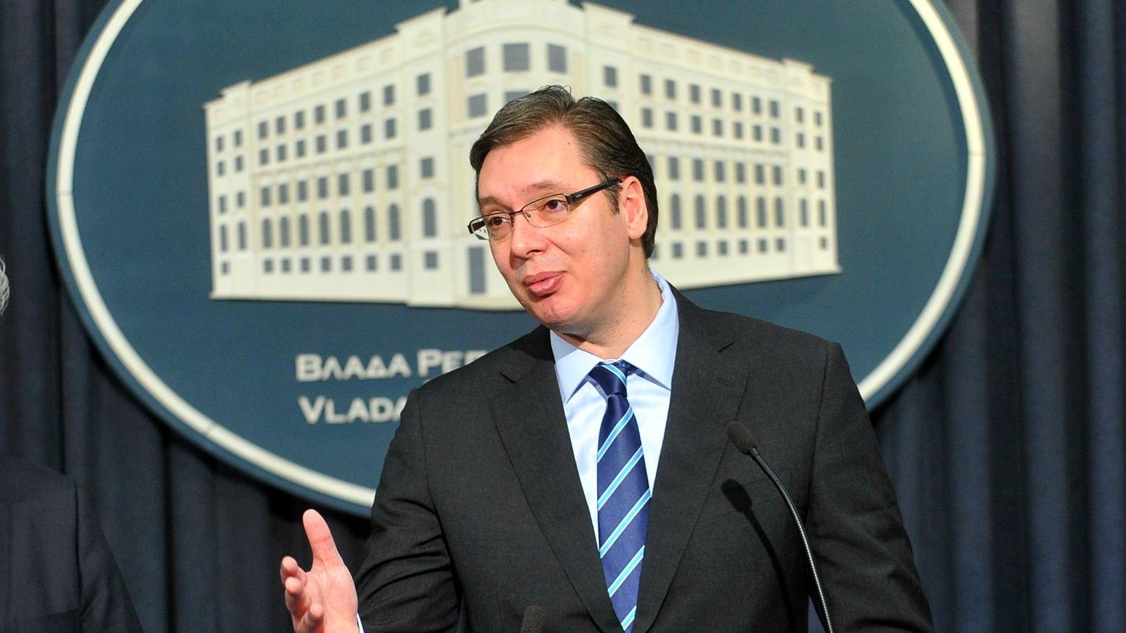 EU Europa Nachrichten Serbien
