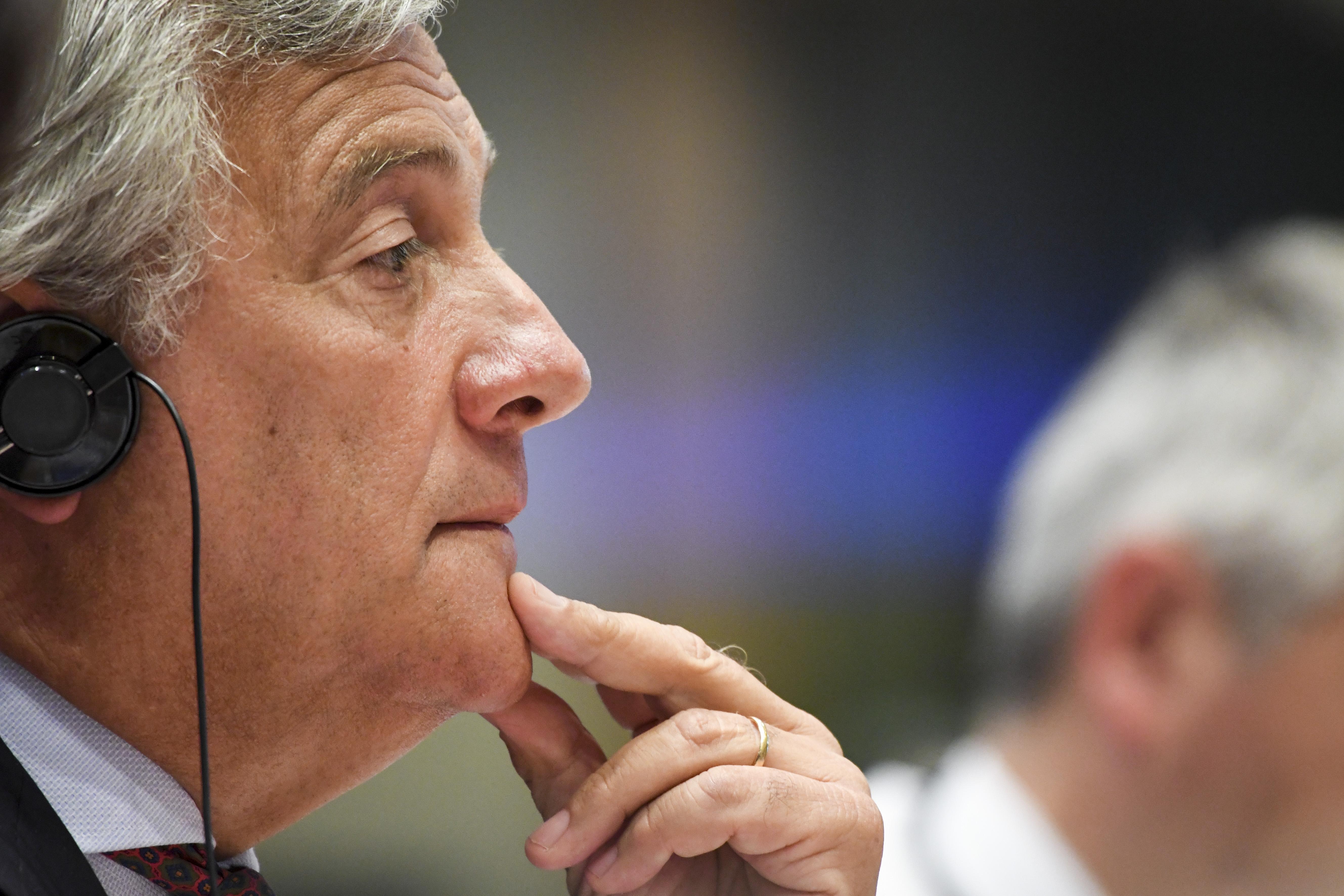 EU Europa Nachrichten Tajani