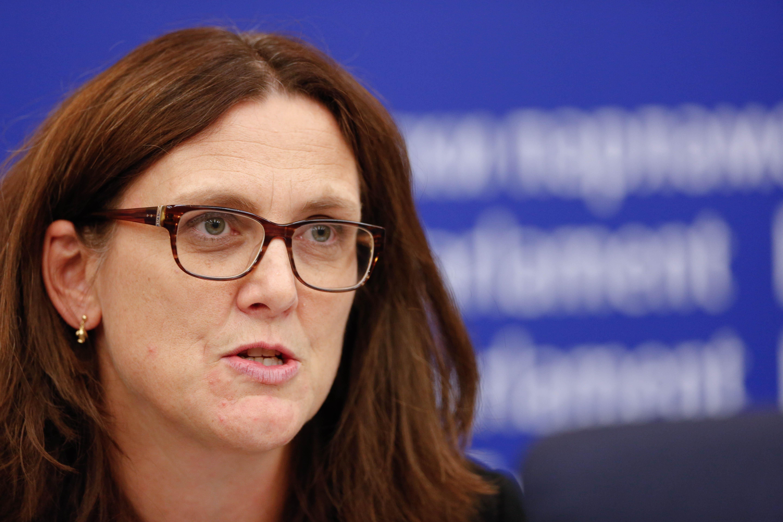 EU Europa Nachrichten EURACTIV Malmström