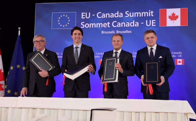EU Europa Nachrichten CETA