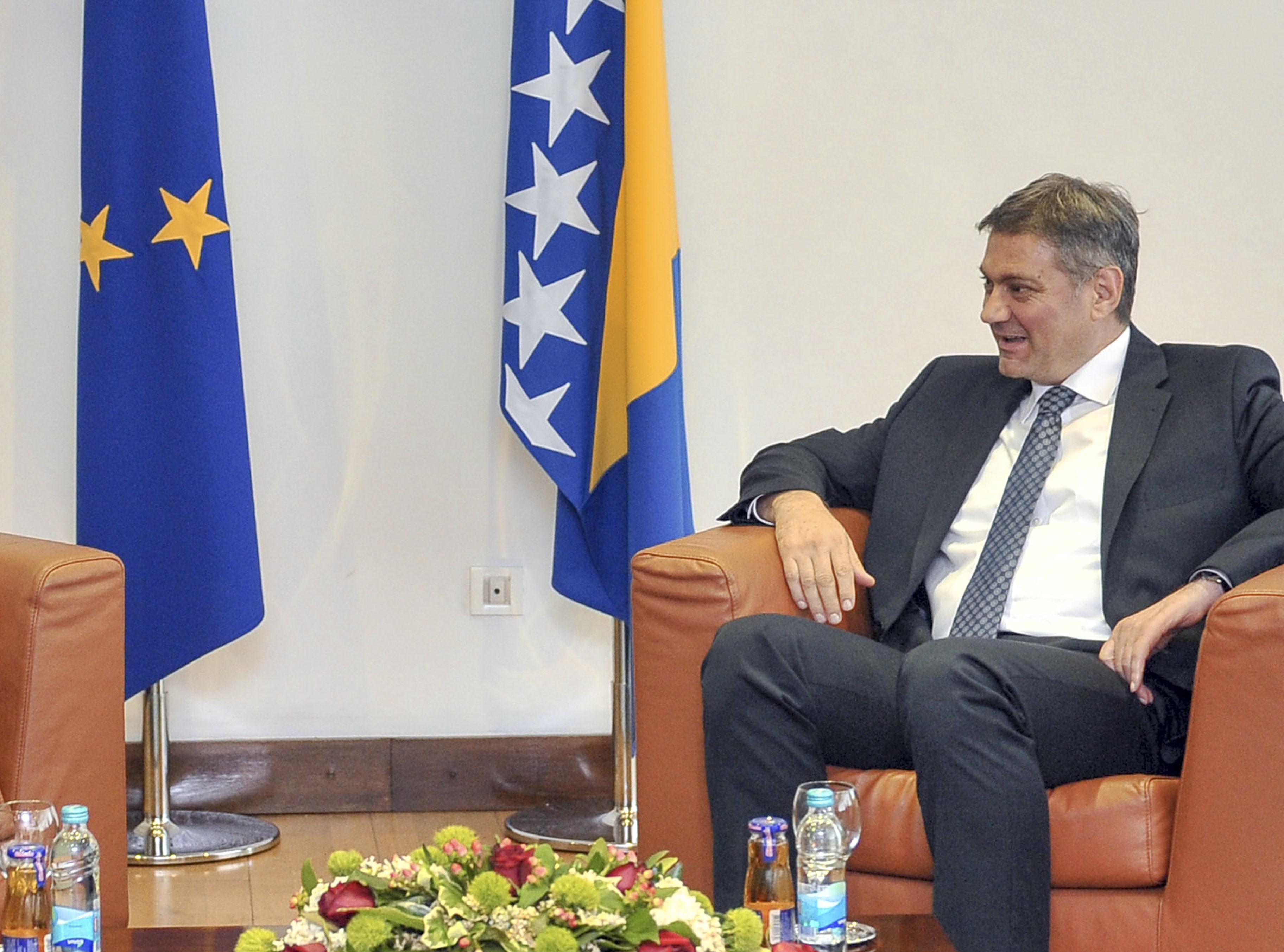 EU Europa Nachrichten Bosnien
