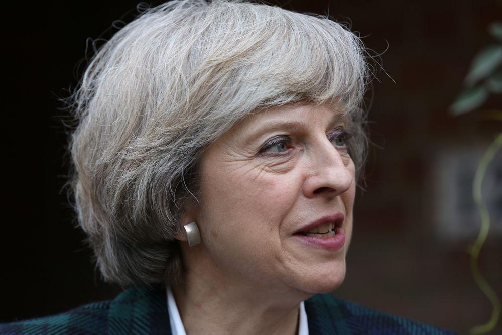 EU Europa Nachrichten Brexit, Theresa May