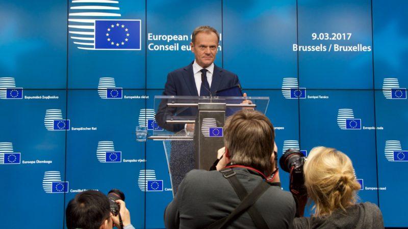 EU Europa Nachrichten Tusk