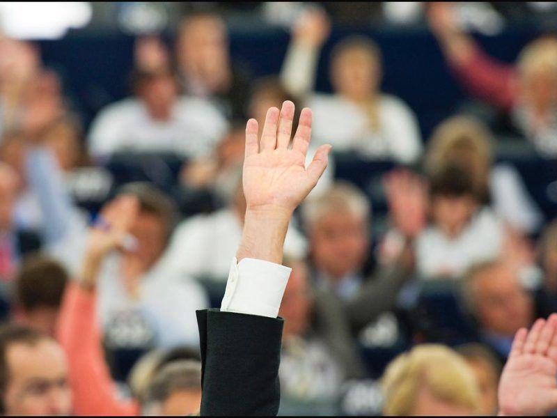 EU Europa Nachrichten Abstimmung
