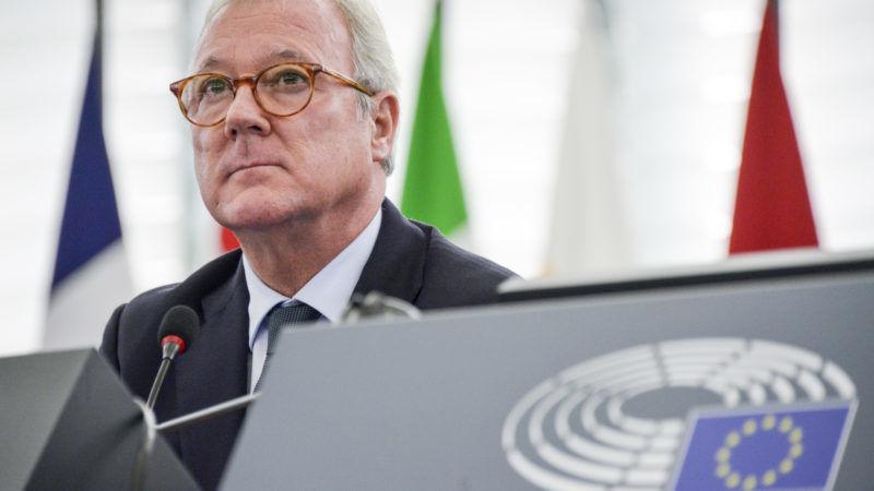 EU Europa Nachrichten Valcárcel