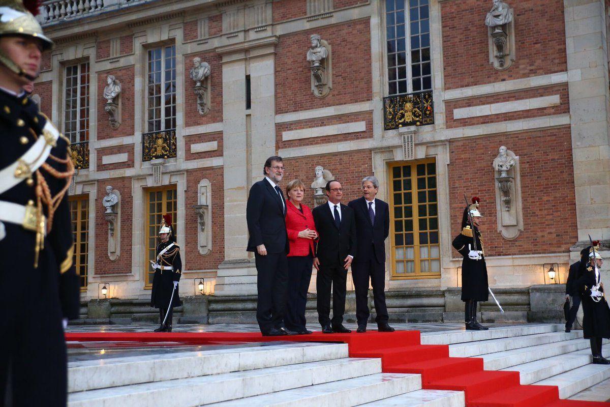 EU Europa Nachrichten Versailles