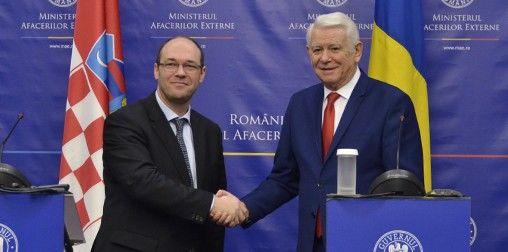 EU Europa Nachrichten Kroatien Rumänien