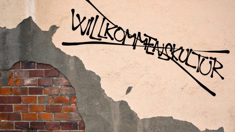 Willkommenskultur Flüchtlinge Bertelsmann-Stiftung Flüchtlingsverteilung