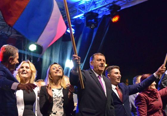 EU Europa Nachrichten Dodik