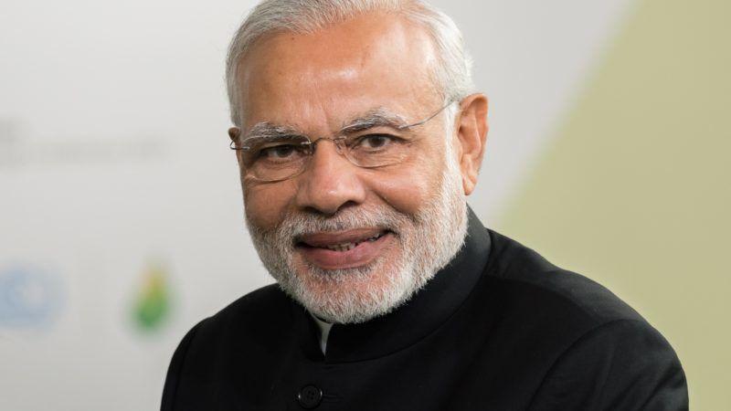 Indiens Premierminister Narendra Modi