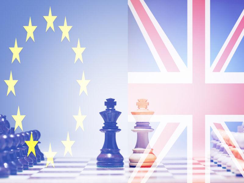 Brexit, Theresa May, Litauen